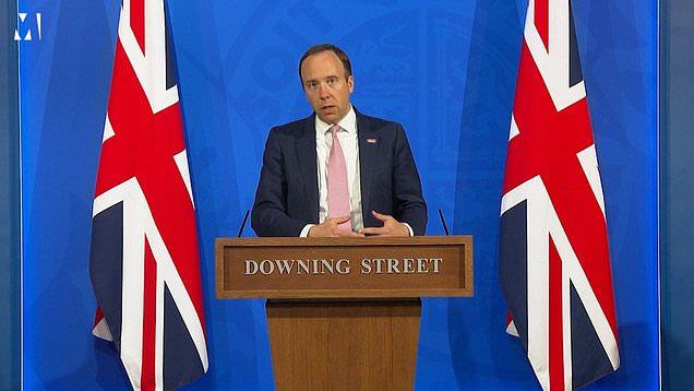 Reino Unido obtiene 60 millones de dosis adicionales de Pfizer Jab