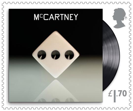 Sellos de Sir Paul McCartney