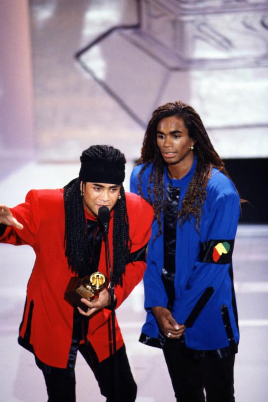 La 32a entrega anual de los premios Grammy