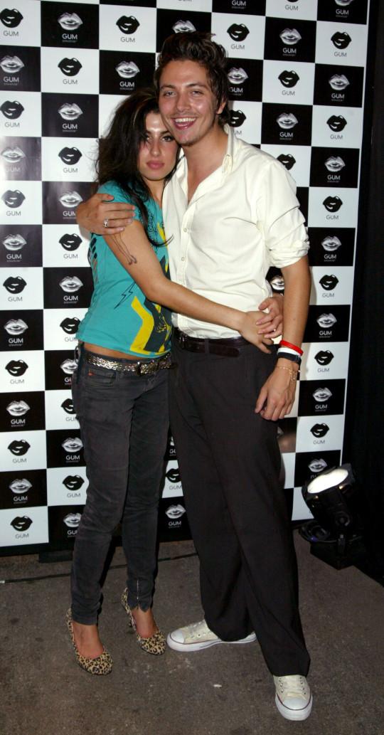 Amy Winehouse y Tyler James