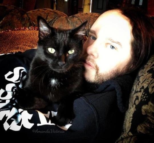 Slipknot Joey Jordison muere Foto: thejoeyjordison Verificado METROGRAB