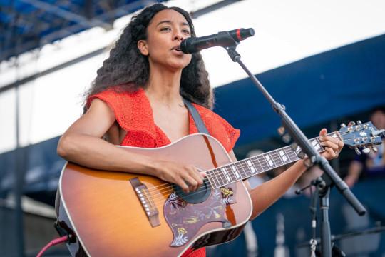 Corrine Bailey Rae se presenta en el Festival de Jazz de Newport 2019