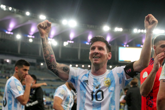 Brasil v Argentina: Final - Copa América Brasil 2021