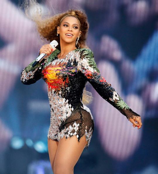 Crédito obligatorio: Foto de Picturegroup / Shutterstock (9734829c) Beyonce Knowles Beyonce y Jay-Z en concierto, 'On The Run II Tour', Colonia, Alemania - 03 de julio de 2018