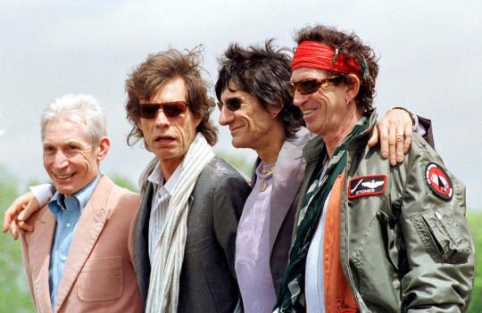 Muere Charlie Watts de los Rolling Stones