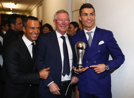 ¿Cuánto ganará Cristiano Ronaldo en el Manchester United?