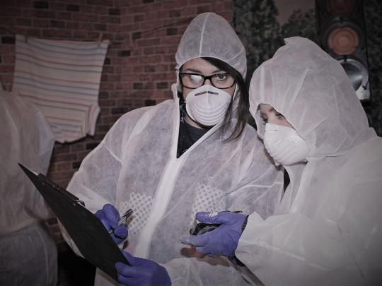 Día de la experiencia CSI, Huddersfield