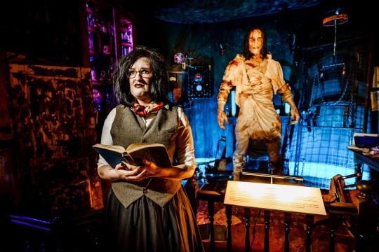 Casa de Frankenstein de Mary Shelley, Bath